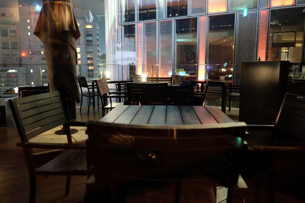 Two Rooms Grill & Bar