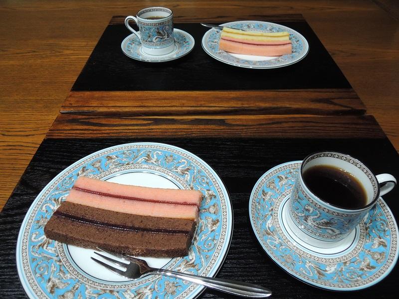 千疋屋 サンドケーキ その2