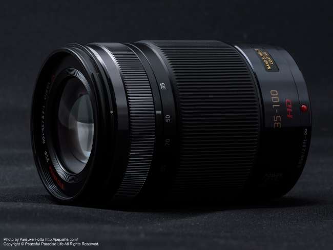 LUMIX G X VARIO 35-100mm / F2.8 / POWER O.I.S.