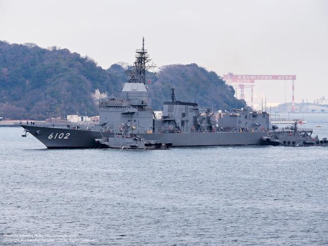海上自衛隊 ASE-6102 あすか (試験艦)