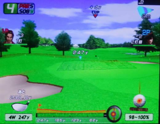 架空ゴルフコース 群青の杜GC (10)