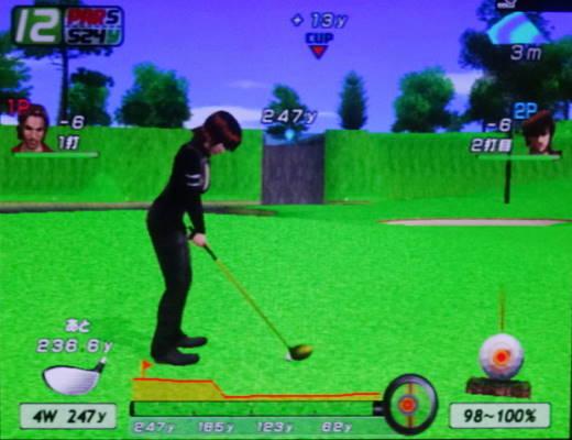 架空ゴルフコース 群青の杜GC (27)