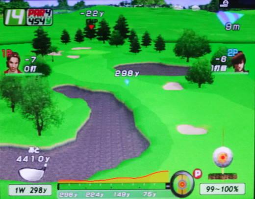 架空ゴルフコース 群青の杜GC (31)