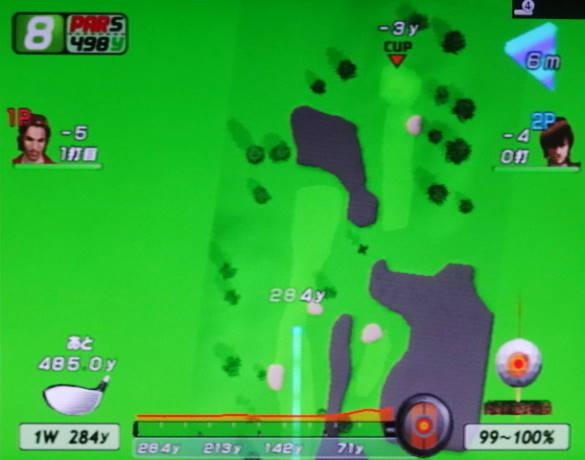 架空ゴルフコース 群青の杜GC (16-改)