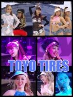 東京オートサロン2016 トーヨータイア TOYOTIRES