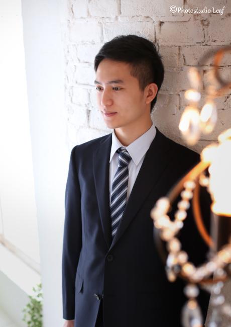 成人式 男性 スーツ