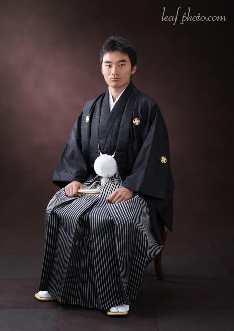 成人式 男性羽織袴