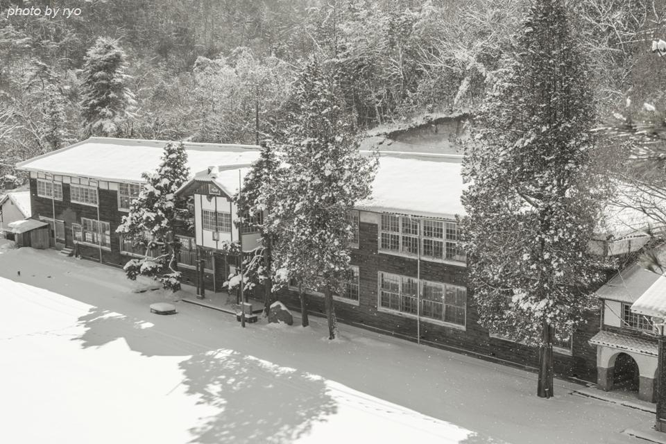 雪のからまつ学園