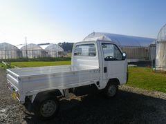 [写真]ポレポレ農園の軽トラ1号 ホンダ・アクティ