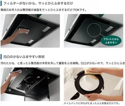 フード 設備機器・キッチンパーツ mitte(ミッテ) システムキッチン キッチン 商品を選ぶ TOTO