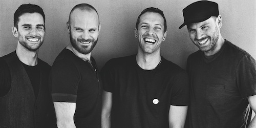coldplay 12月2015