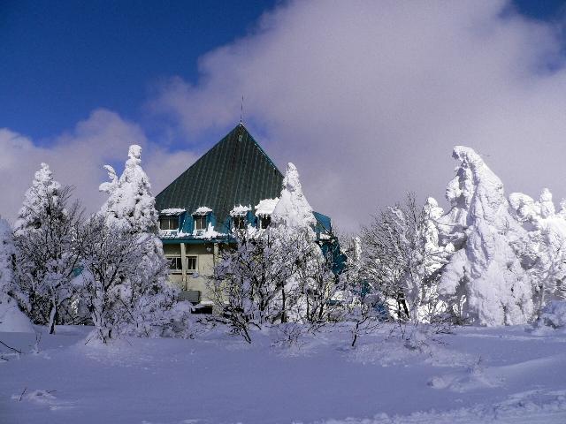樹氷高原レストハウス