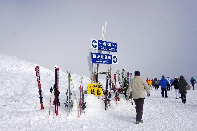 地蔵山頂-2