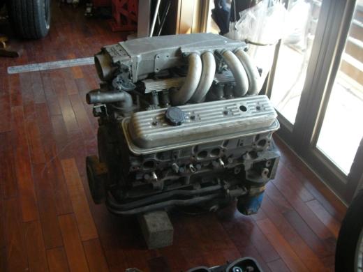 シボレー350 TPIエンジン (2)