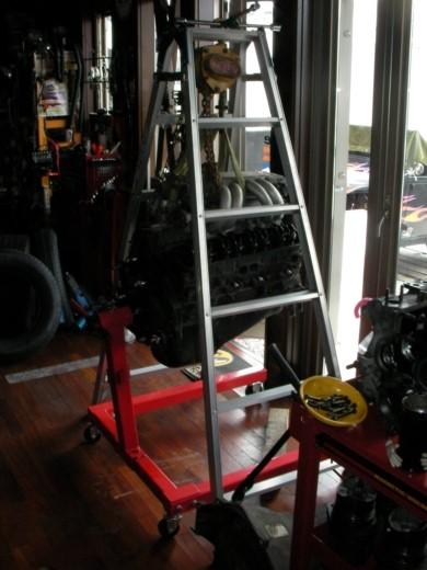 シボレー350 TPIエンジン (9)