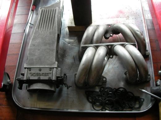 シボレー350 TPIエンジン (13)