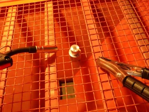 アルミ溶接テスト (3)