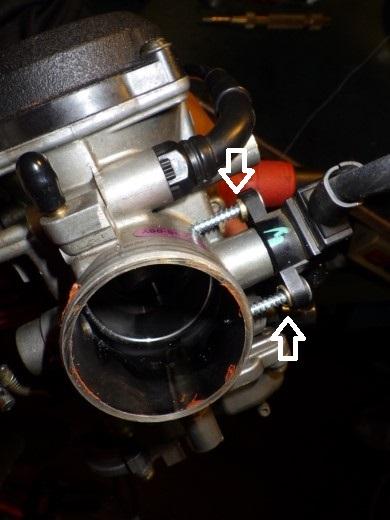 スロットルポジションセンサー (32)
