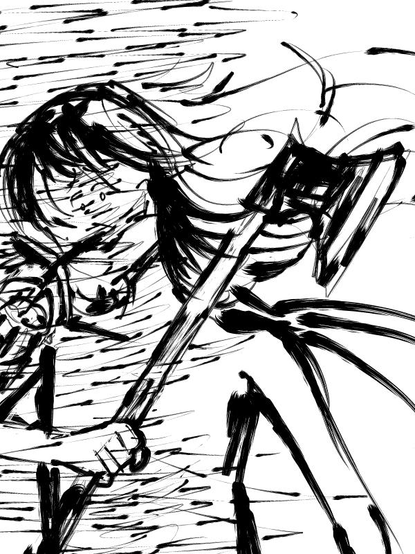 ロングBori斧