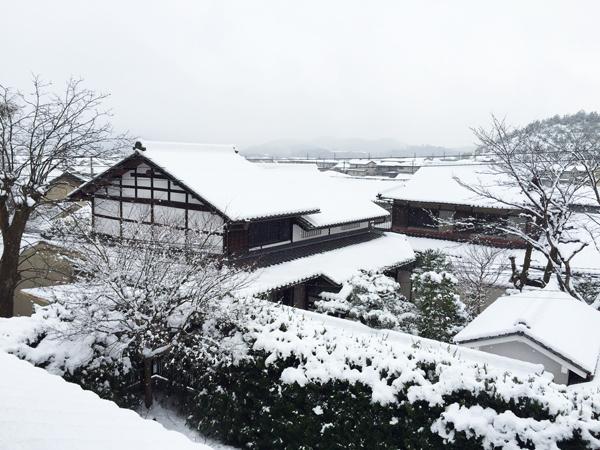 2016雪景色