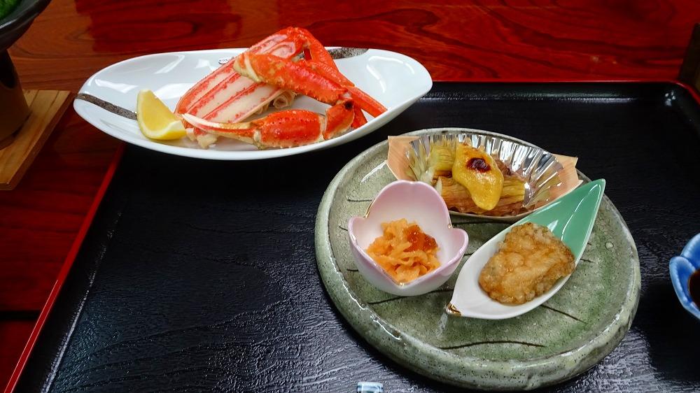 料理旅館 牧が洞 食事編 (2015年12月)