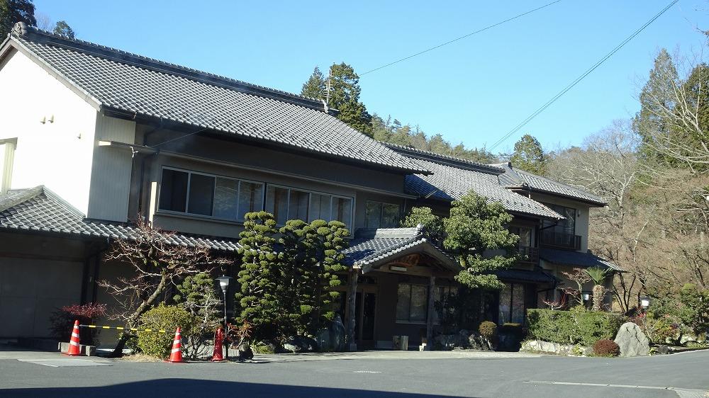 山神温泉 湯之元館 施設編 (2016年2月)