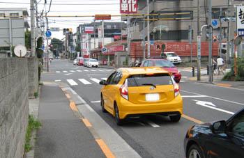黄色のアクア-2